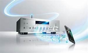 Yamaha Stereo Network Receiver With Musiccast