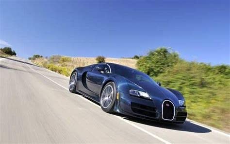 Bugatti Veyron Super Sport In Pictures