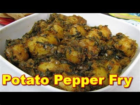 See more ideas about cooking, tamil language, ethnic recipes. Potato Pepper Fry Recipe in Tamil (உருளை கிழங்கு பெப்பெர் ...