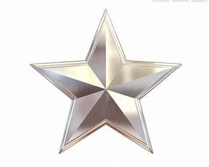 Silver Metal Star Gold Stars Bronze Graphics