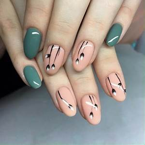 Nail Art Printemps 2018 : unghie in gel 2018 primavera ~ Dode.kayakingforconservation.com Idées de Décoration