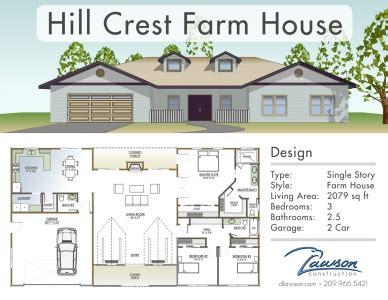 lawson construction  house floor plans