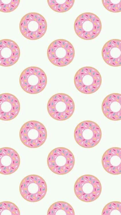 Donut Background Donut Wallpaper