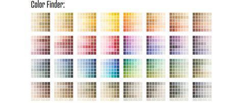 lrv paint color chart paintcolors