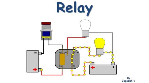 What Is A Relay? How Does A Relay Work And Types Of Relays