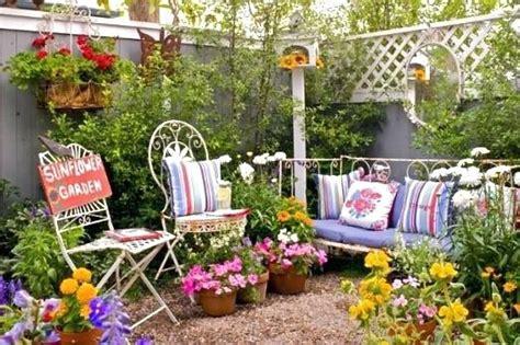 outdoor decorating rustic garden design ideas