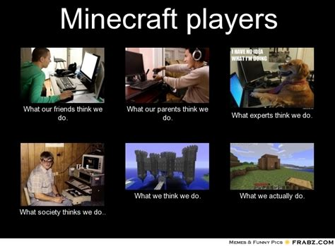 Funny Minecraft Memes - minecraft meme generator new generators memes trends minecraft stuff pinterest