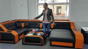 Sofa Dreams : sofa dreams showroom sofa wohnlandschaft arezzo in schwarz ~ A.2002-acura-tl-radio.info Haus und Dekorationen