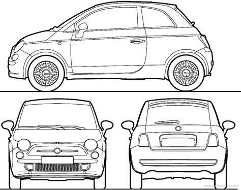Fiat Panda Kleurplaat by Coloriages 224 Imprimer Fiat Num 233 Ro 248445