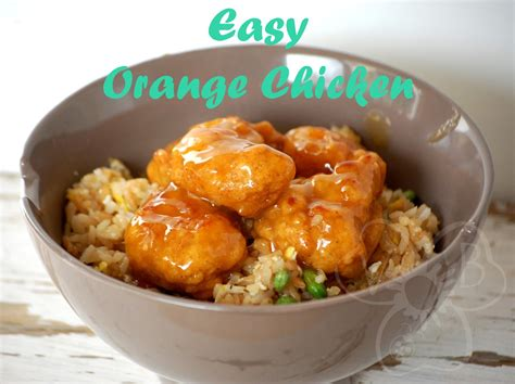 easy dinner recipes with chicken violet s buds easy orange chicken dinner recipe