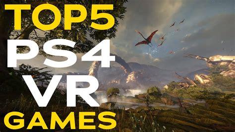vr games playstation upcoming