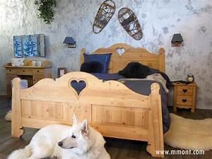 meubles montagnards la clusaz decoration chalet With meubles de montagne en bois