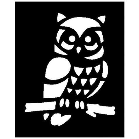 Owl Pumpkin Carving Templates Easy by Best Photos Of Owl Stencil Printable Free Printable Owl
