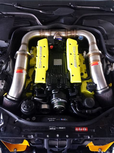 custom intake  amg complete feeler mbworldorg forums