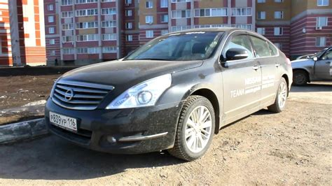 Nissan Teana Modification by 2013 Nissan Teana Premium Start Up Engine And In Depth