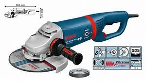 Meuleuse Bosch 230 : meuleuse d 39 angle gws 24 230 jvx bosch professional ~ Edinachiropracticcenter.com Idées de Décoration