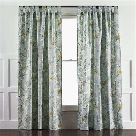 penneys drapes curtain give your space a relaxing and tranquil look with