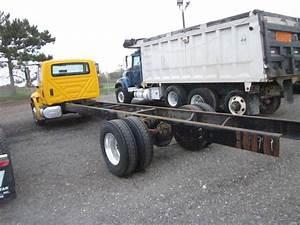 2011 International Durastar 4300 Cab  U0026 Chassis Truck