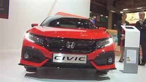 Honda Civic Sport Plus : honda civic 1 5 i vtec sport plus 2017 exterior and interior in 3d youtube ~ Medecine-chirurgie-esthetiques.com Avis de Voitures