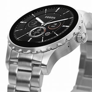Montre Fossil Connectee : montre connect e fossil q marshal ftw2109 montre ~ Voncanada.com Idées de Décoration