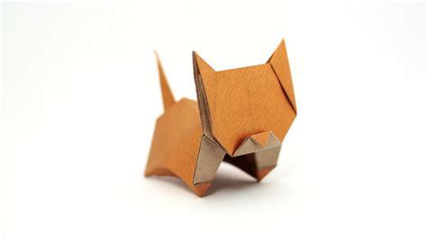 origami neko cat jo nakashima remake youtube