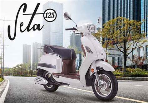 Benelli Seta 125 2019 by Harga Benelli Seta 125 Dan Spesifikasi Terbaru 2019
