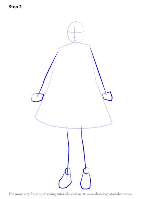 zero draw step drawing jeanette tsukaima tutorial anime