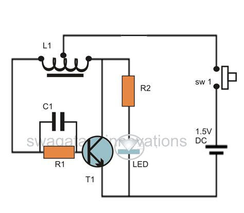 3 best joule thief circuits circuit projects