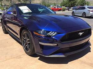 Pre-Owned 2019 Ford Mustang EcoBoost 2dr Car in Flagstaff #U2718A | Findlay Auto Group