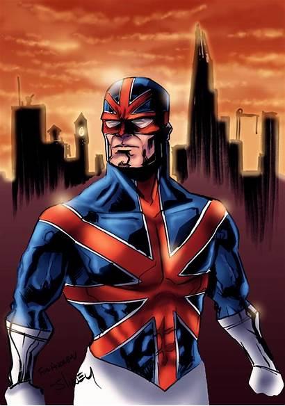Britain Captain