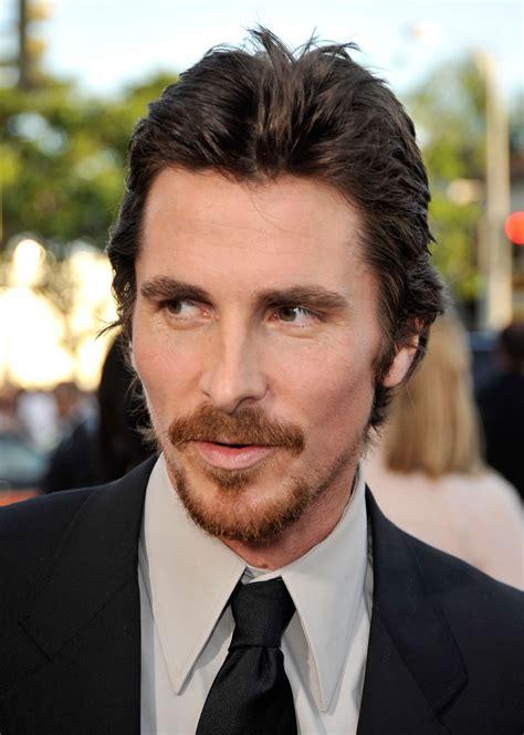 Christian Bale Hairstyle Fade Haircut