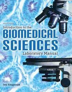 Introduction To The Biomedical Sciences Laboratory Manual