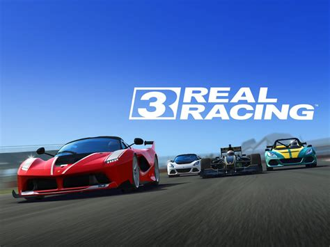 Real Racing 3 GT3 update patch 8.4 - New Cars, Special ...