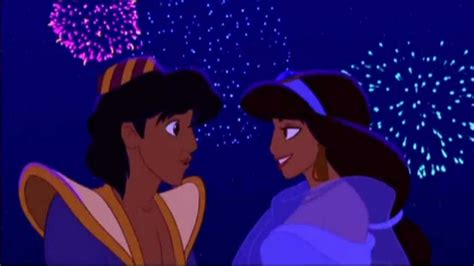 Disney's Aladdin A Whole New World Reprise Greek HD