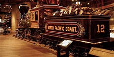 California State Railroad Museum, Sacramento, CA ...