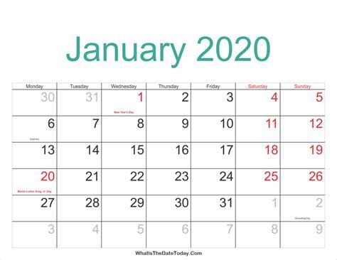 january calendar holidays blank january calendar