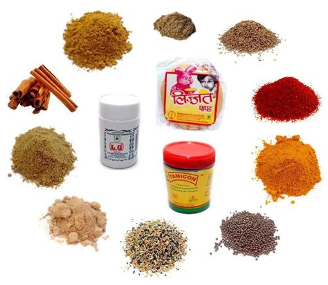 Spice Set essential indian spices kit set