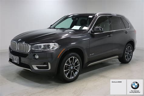 Bmw X5 Xdrive35i by Pre Owned 2018 Bmw X5 Xdrive35i Sport Utility In Elmhurst