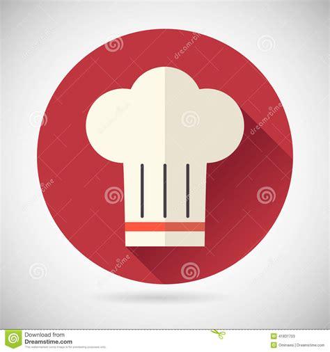 icone cuisine icône en chef de nourriture de symbol toque cuisine de