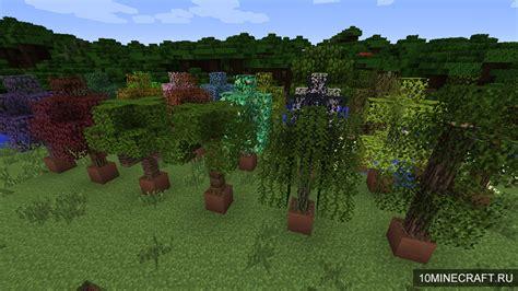 Garden Decoration Minecraft by мод Garden Stuff для майнкрафт 1 7 10