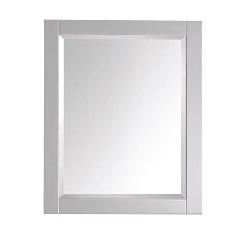Mirror Medicine Cabinet 24 X 30 by 24 Quot X 30 Quot Avanity Mirrored Medicine Cabinet Chilled Gray