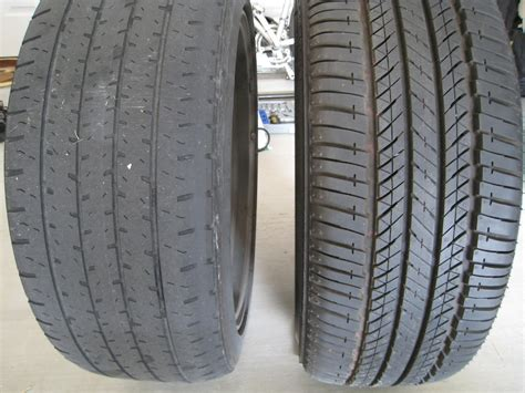 tires tread bald need tire worn bad changing winter wear wheel should down weather ice really friction section only repair