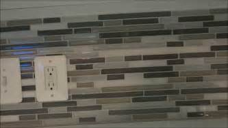 how to install glass mosaic tile kitchen backsplash detailed how to diy backsplash tile installation
