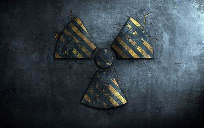 Radioactive Sign Wallpapers Symbol Signs Android 3d