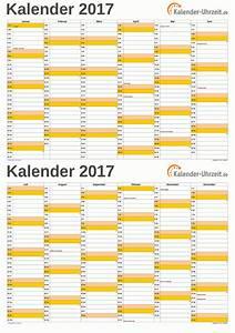 Kalender Juni 2017 Zum Ausdrucken : kalender 2017 zum ausdrucken kostenlos ~ Whattoseeinmadrid.com Haus und Dekorationen
