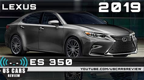 lexus es  review youtube