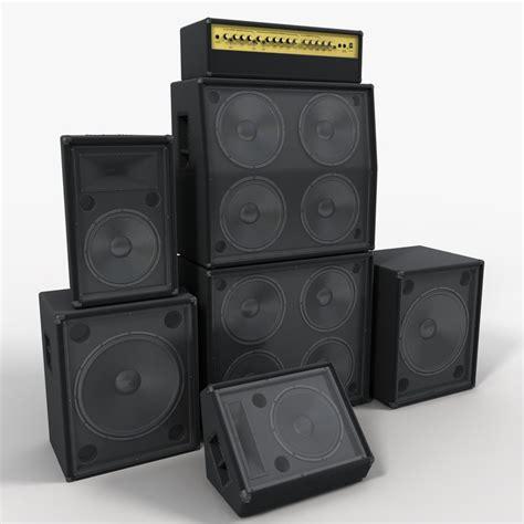 3ds speakers concert set