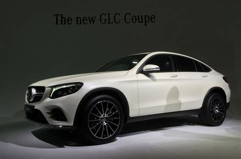 mercedes coupe 2017 mercedes glc coupe look review motor trend