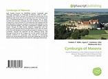 Cymburgis of Masovia, 978-613-1-67617-8, 6131676178 ...