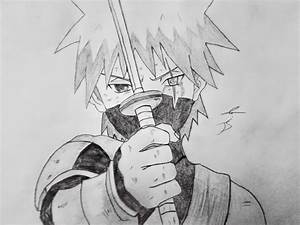Kakashi .kid by jasmkurdish on DeviantArt